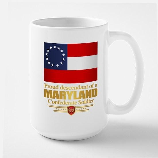 Maryland Proud Descendant Mugs
