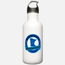 Duluth Minnesota Resistance Water Bottle