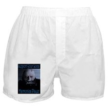 Harmonica Player Boxer Shorts