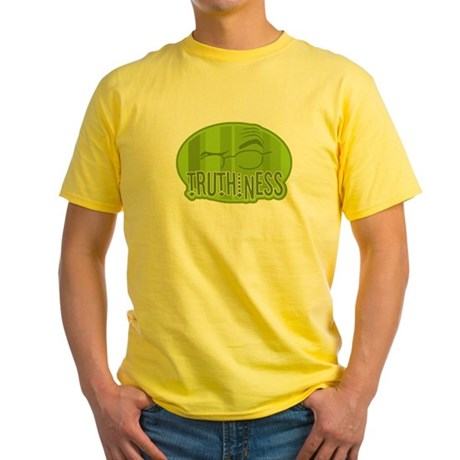 Truthiness 2 Yellow T-Shirt