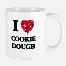 I love Cookie Dough Mugs