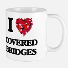 I love Covered Bridges Mug
