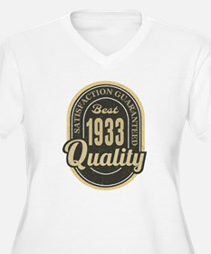 Satisfaction Guaranteed Best 1933 Quality Plus Siz