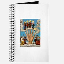 Mano Ponderosa - Hand of God Journal