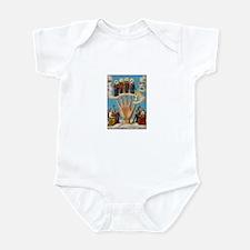 Mano Ponderosa - Hand of God Infant Bodysuit