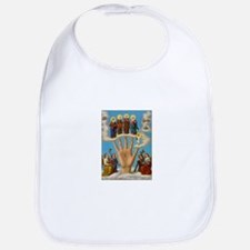 Mano Ponderosa - Hand of God Bib