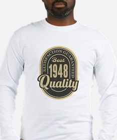 Satisfaction Guaranteed Best 1948 Quality Long Sle