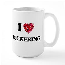 I love Dickering Mugs