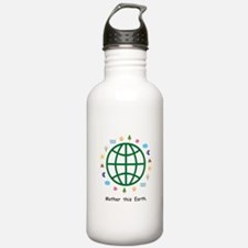 Mother this Earth Gifts Globe Water Bottle