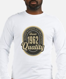 Satisfaction Guaranteed Best 1962 Quality Long Sle