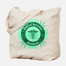 Medical Cannabis Supporter Tote Bag