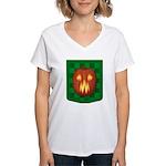 Boglin Women's V-Neck T-Shirt