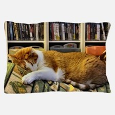 Funny Cute cat Pillow Case
