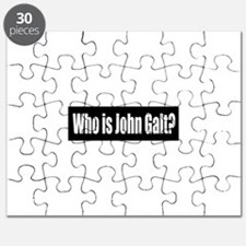 Who is John Galt? Puzzle