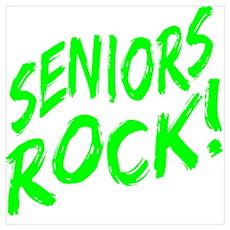 Seniors Rock! Poster