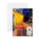 Cafe & Bolognese Greeting Cards (Pk of 20)