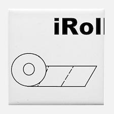 iRoll Tile Coaster