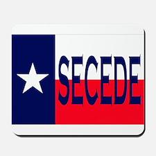 Texas Secceed Mousepad