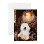 The Queen's Bolognese Greeting Cards (Pk of 20)