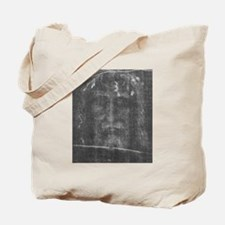 Shroud of Turin - Face of Jes Tote Bag