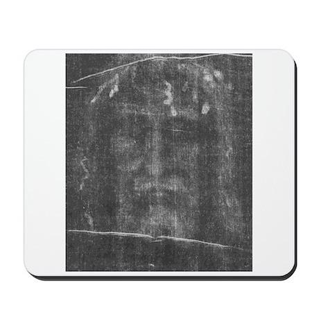 Shroud of Turin - Face of Jes Mousepad