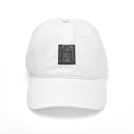 Shroud of Turin - Face of Jes Cap