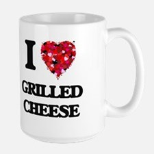 I love Grilled Cheese Mugs