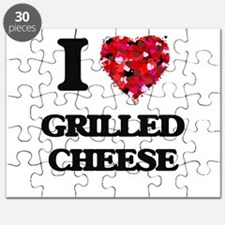 I love Grilled Cheese Puzzle