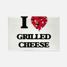 I love Grilled Cheese Magnets