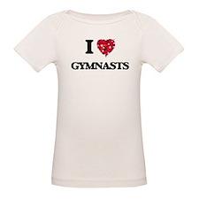 I love Gymnasts T-Shirt