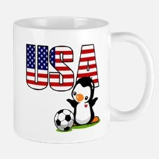 Usa Soccer Mug Mugs