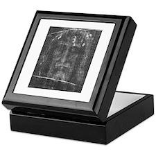 Turnin Shroud - Face of Jesus Keepsake Box