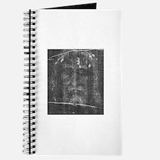 Turnin Shroud - Face of Jesus Journal
