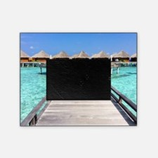 path to paradise Picture Frame