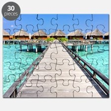 path to paradise Puzzle