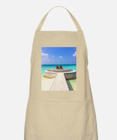paradise for two Apron