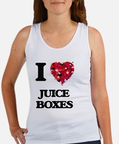 I love Juice Boxes Tank Top