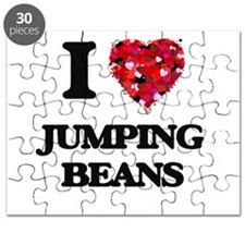 I love Jumping Beans Puzzle