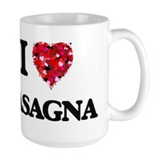 I love Lasagna Mugs