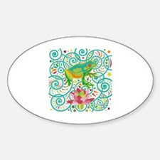 Tree Frog Decal