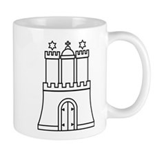 Hamburg Crest Mugs