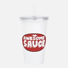 Awesome Sauce Acrylic Double-wall Tumbler