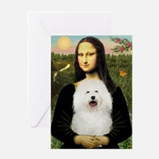Mona's Bolognese Greeting Card