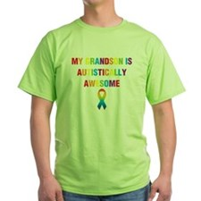 My Grandson Autistically Awesome T-Shirt