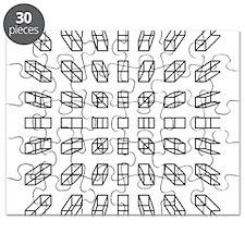 Hypno Cubes Puzzle