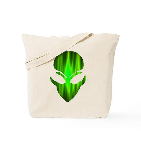 Alien Fire 7 Tote Bag