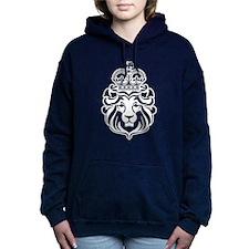 Lion of Zion Women's Hooded Sweatshirt