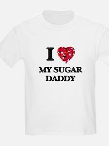 I love My Sugar Daddy T-Shirt