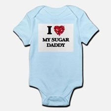 I love My Sugar Daddy Body Suit