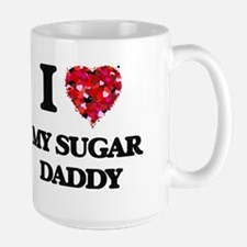 I love My Sugar Daddy Mugs